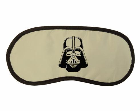 Maska na spaní - škraboška Darth Vader