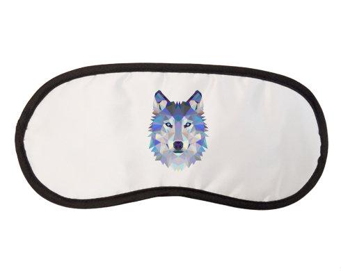 Maska na spaní - škraboška Vlk