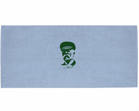 Celopotištěný ručník Masaryk