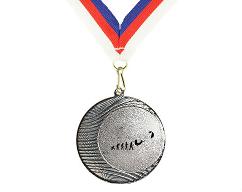 Medaile Kiteboarding evoluce