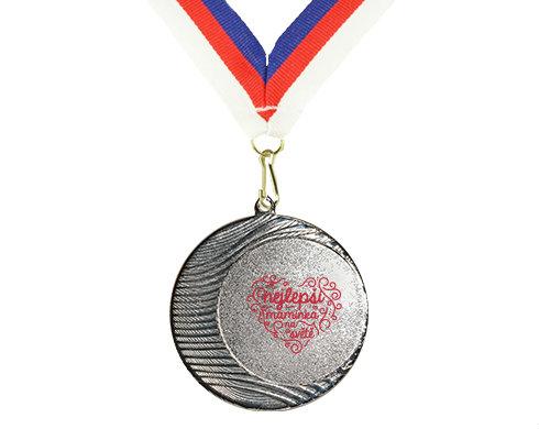 Medaile Nejlepší maminka na světě