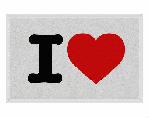 Rohožka I love