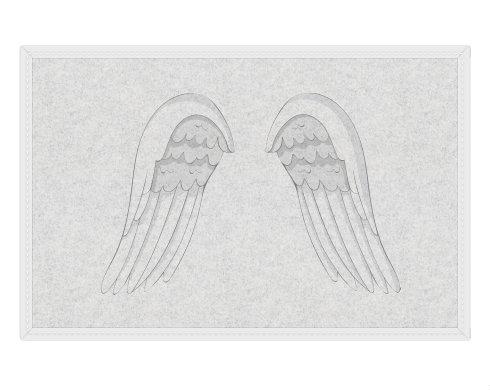 Rohožka Andělská křídla