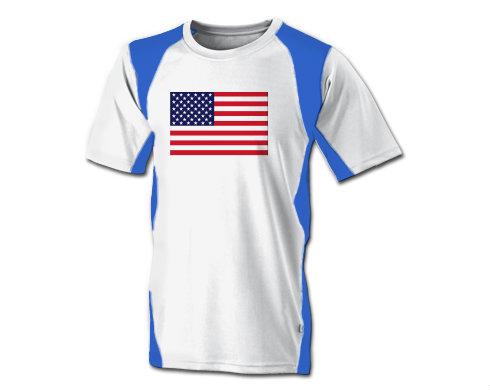 Funkční tričko pánské USA