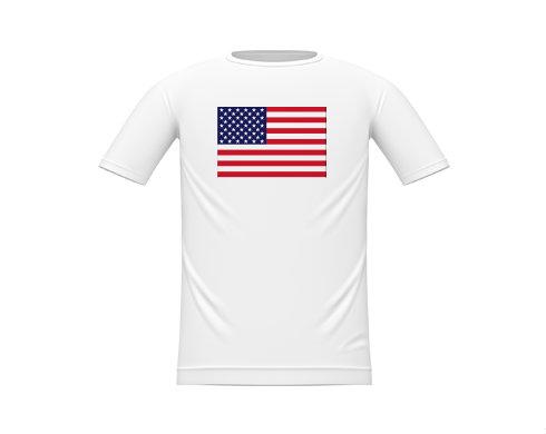 Dětské tričko USA