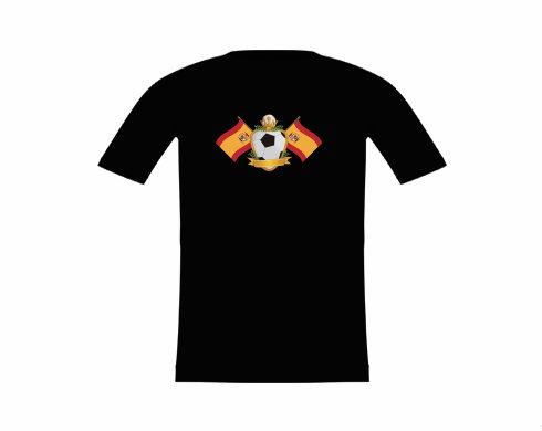 Dětské tričko Spain football