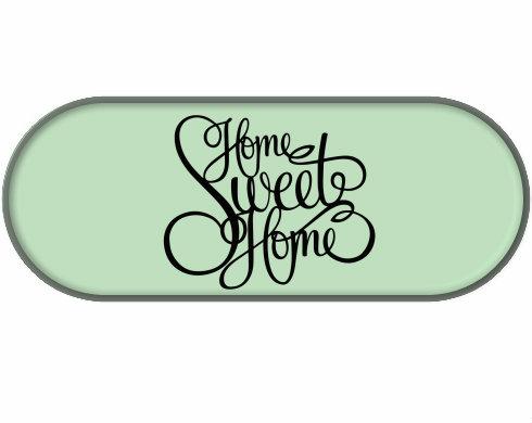 Penál Home Sweet Home