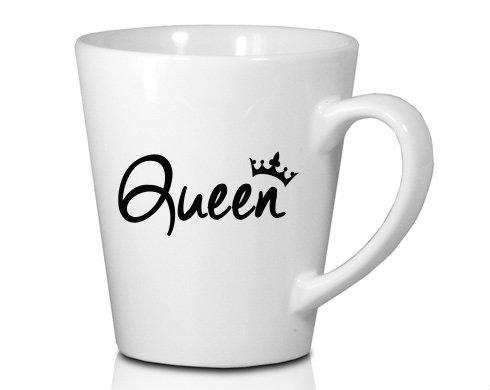 Hrnek Latte 325ml Queen