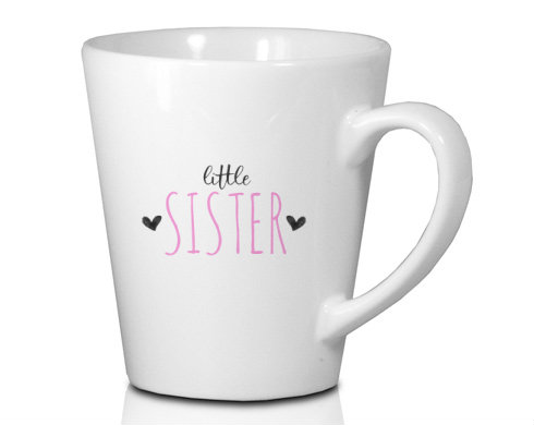 Hrnek Latte 325ml Little sister