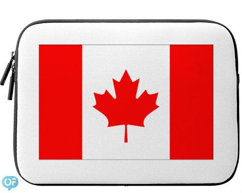 Neoprenový obal na notebook Kanada