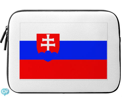 Neoprenový obal na notebook Slovensko