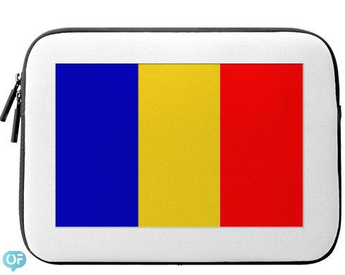 Neoprenový obal na notebook Rumunsko