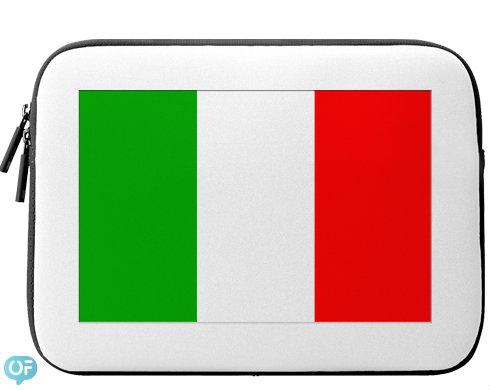 Neoprenový obal na notebook Itálie