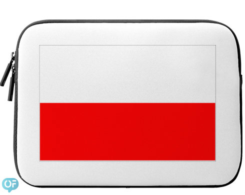 Neoprenový obal na notebook Polsko