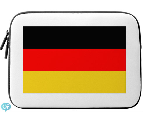 Neoprenový obal na notebook Německo