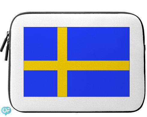 Neoprenový obal na notebook Švédsko