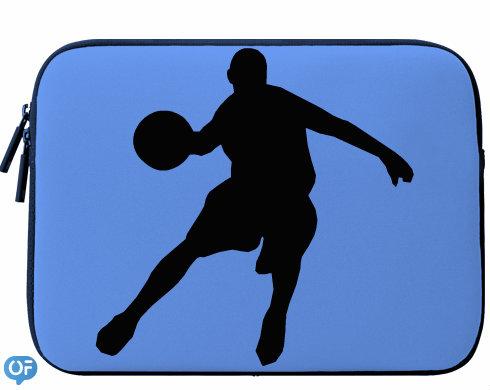 Neoprenový obal na notebook Basketbal