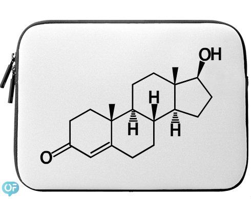 Neoprenový obal na notebook Testosteron