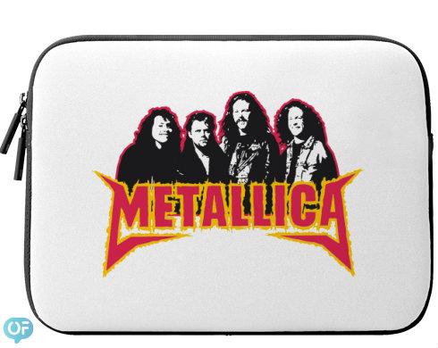 Neoprenový obal na notebook Metallica