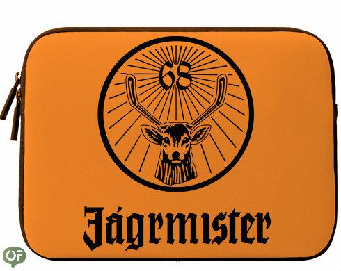 Neoprenový obal na notebook Jágrmistr
