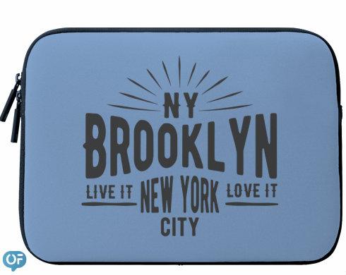 Neoprenový obal na notebook Brooklyn