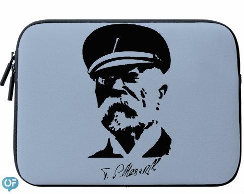 Neoprenový obal na notebook Masaryk