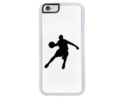 Obal na iPhone 6 gumový Basketbal