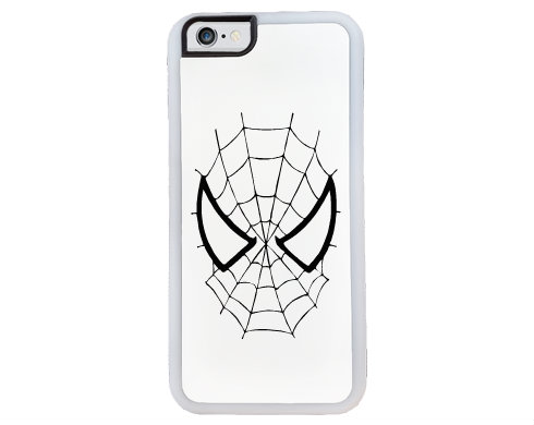Obal na iPhone 6 gumový Spiderman