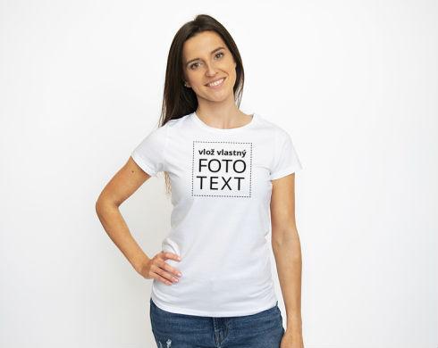 837f320d0ebd Dámske tričko Classic