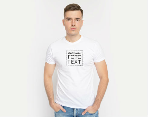 Tričko s vlastním potiskem aff546ee59