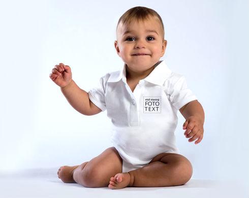 4454dffcb Polo pre bábätko - Vytvor si vlastné tričko | Tričko, tričká, potlač ...