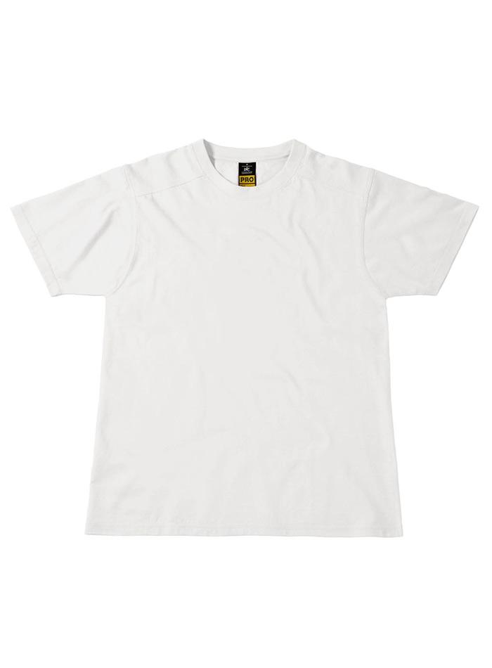Pracovní tričko - Bílá M