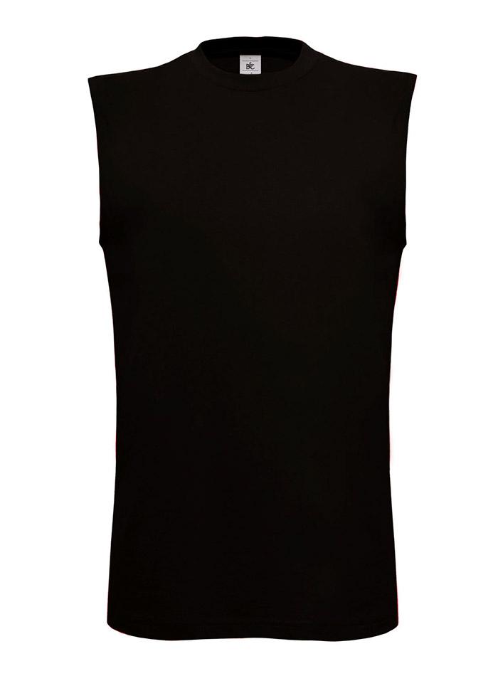 Triko bez rukávů - Černá S