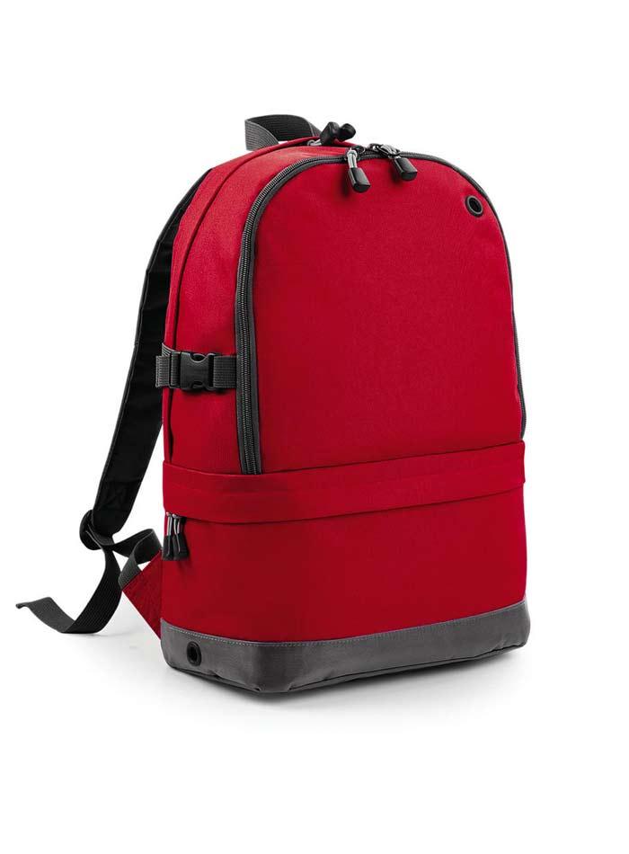 Batoh na notebook - Červená univerzal