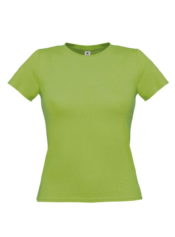 Tričko na tělo - Pistáciová XS