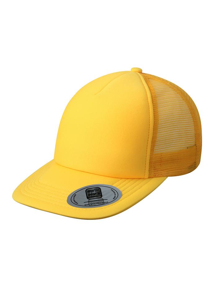 Kšiltovka Myrtle Beach - Žlutá univerzal