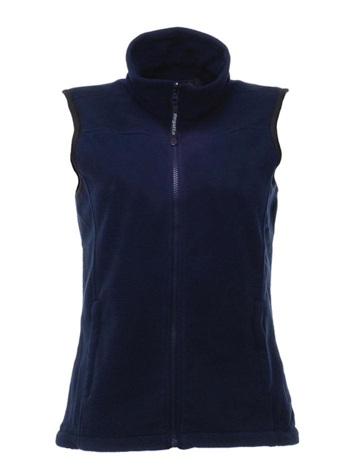 Fleece vesta Haber - Temně modrá 34