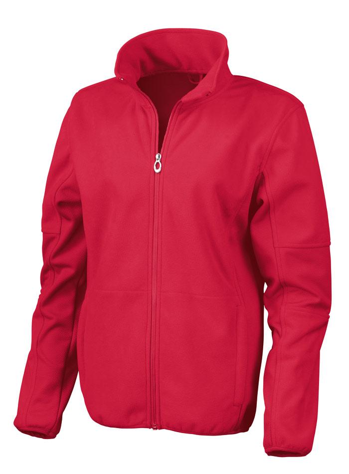 Softshell bunda - Červená XL