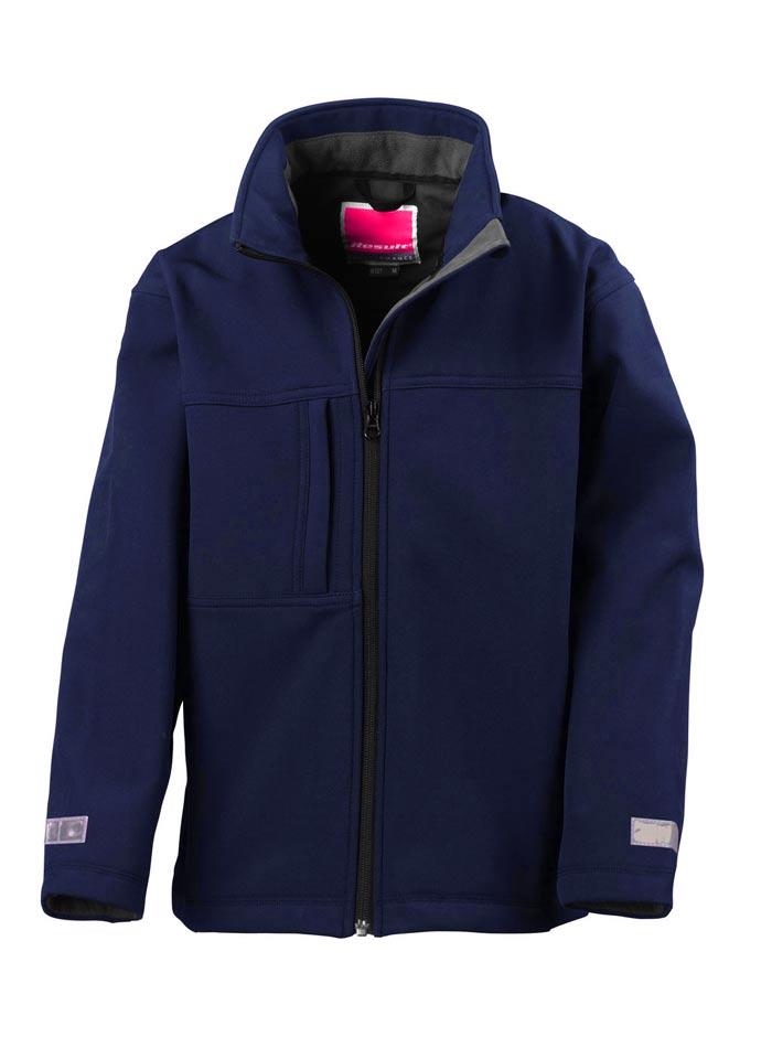 Softshellová bunda Classic - Námořní modrá 104 (3-4)