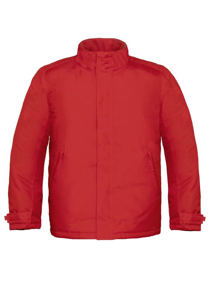 Zimní bunda Parka - Červená S
