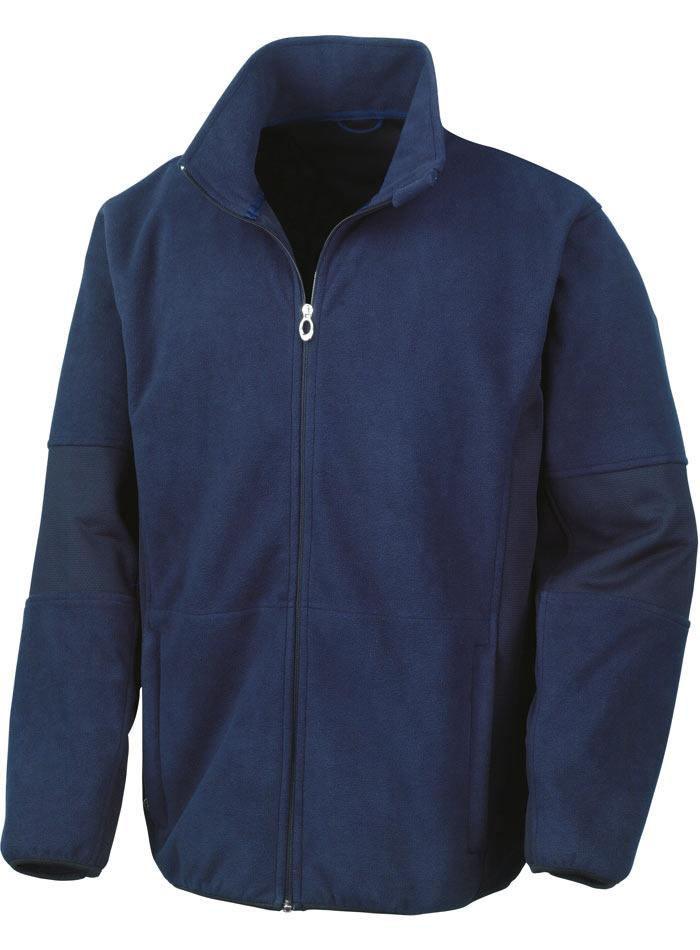 Softshell bunda - Námořní modrá M