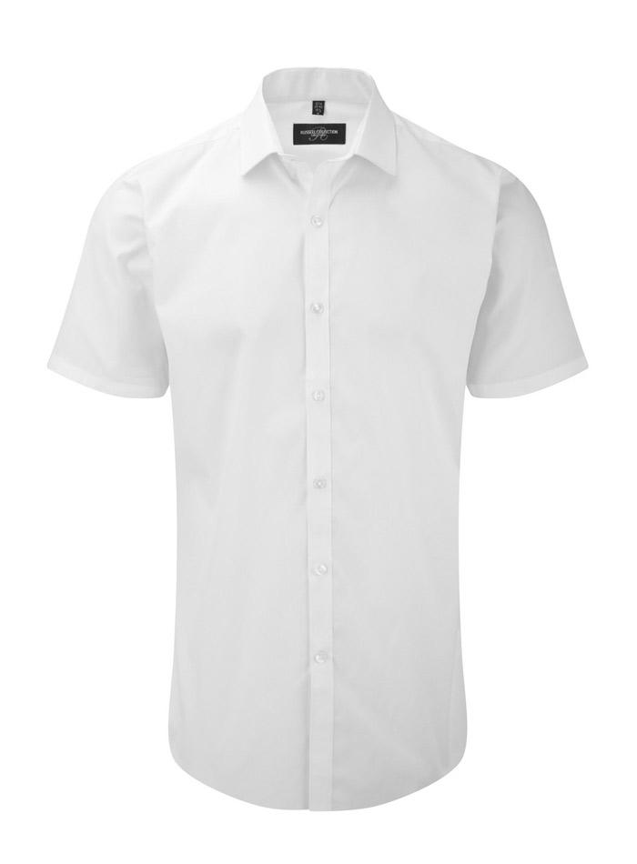 Pánská košile Ultimate - Bílá S