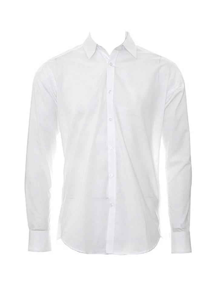 Pánská košile Business - Bílá M