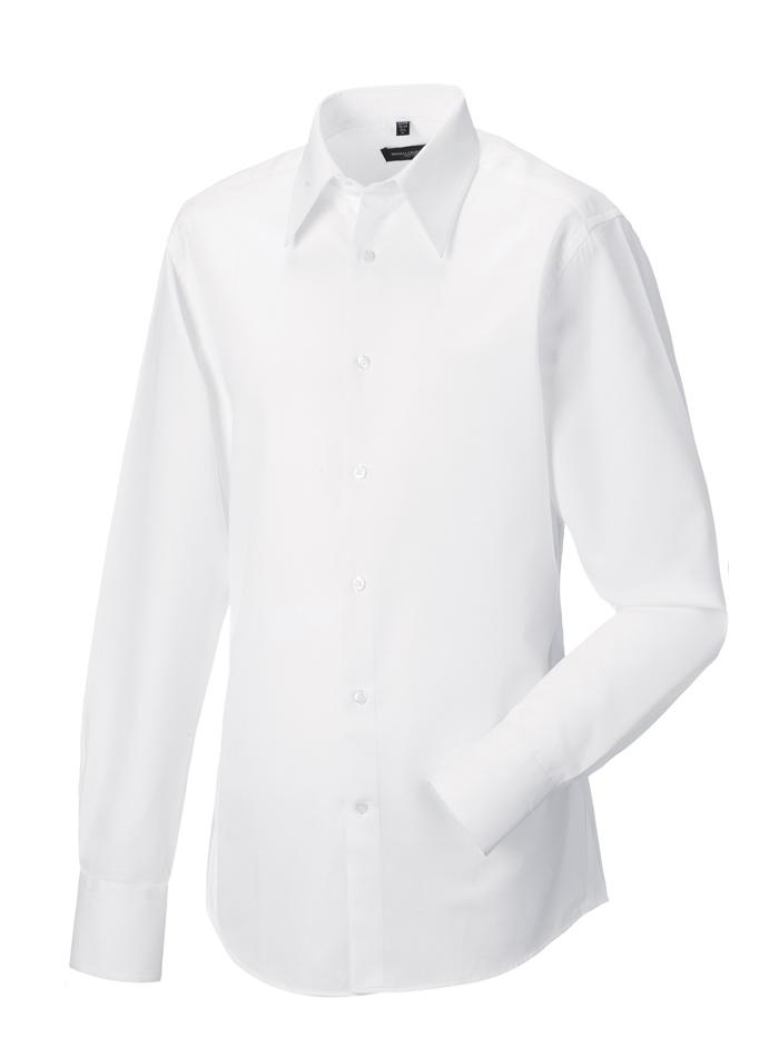 Pánská košile Russell - Bílá S