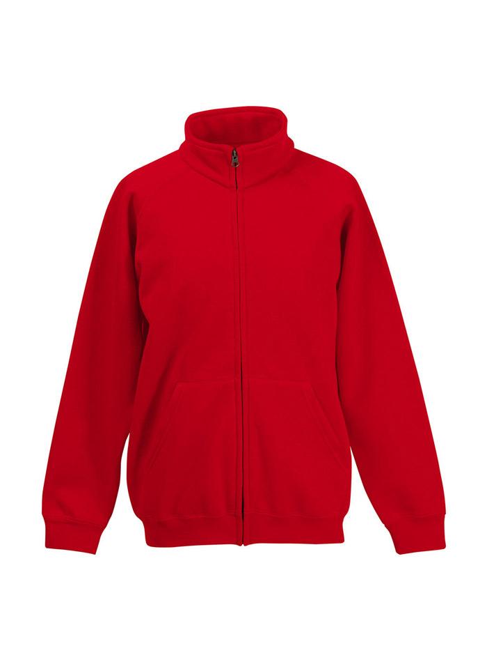 Dětská mikina - Červená 152 (12-13)