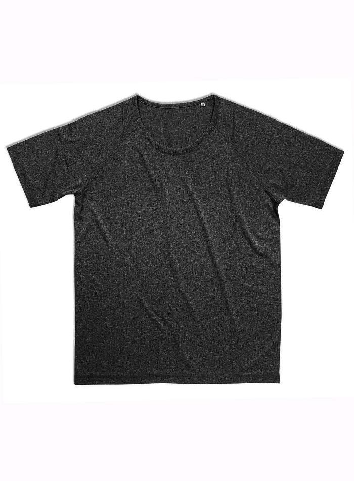 Pánské sportovní tričko Performance - Černá S