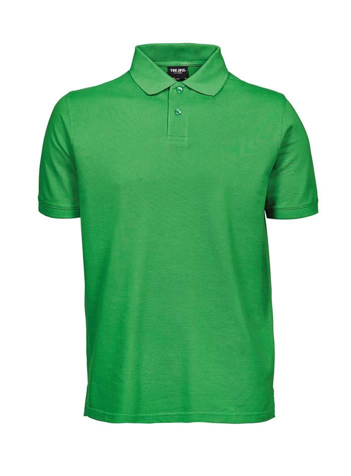Pánská polokošile Heavy - Jarní zelená 5XL