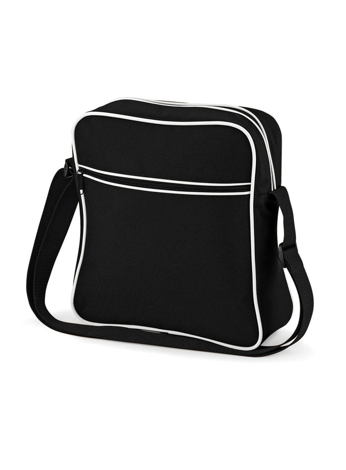 Cestovní taška Retro - Černá univerzal
