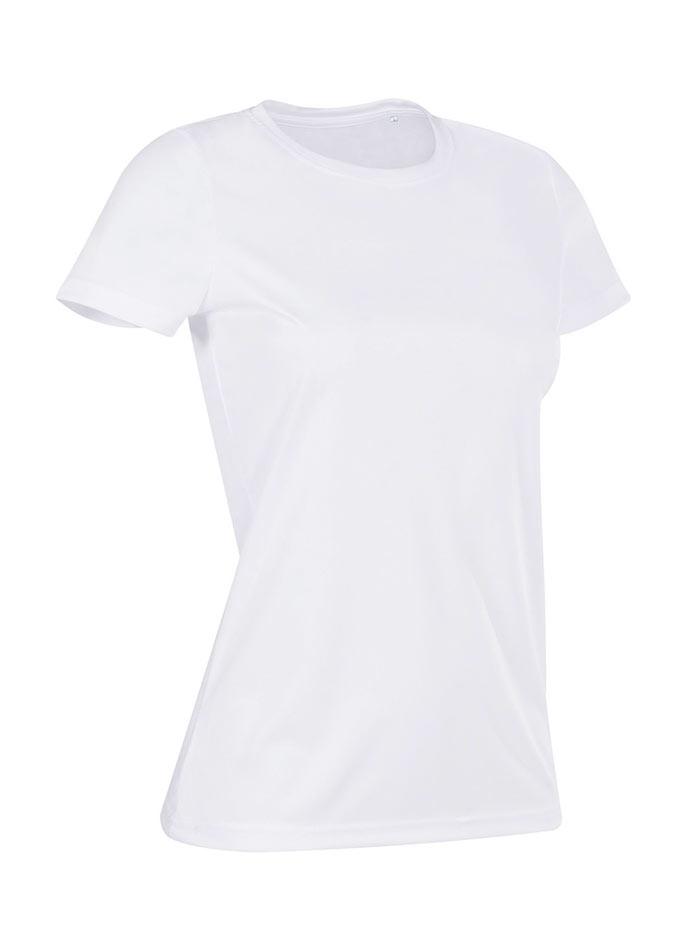 Dámské tričko Active Sports - Bílá L