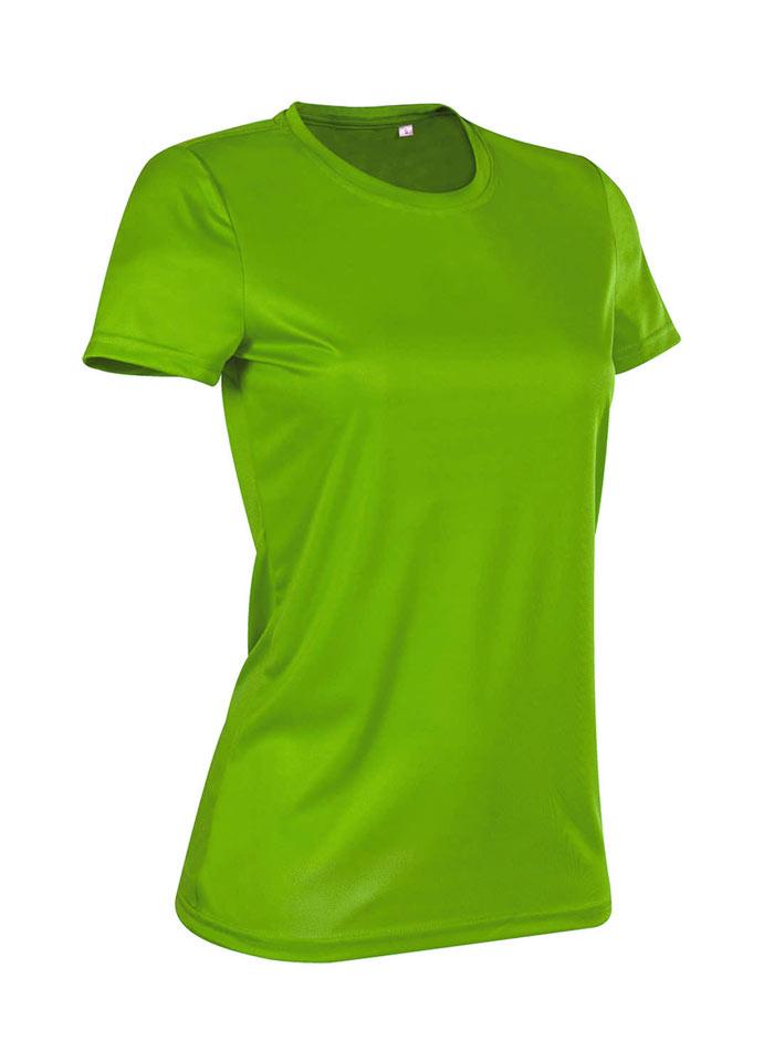 Dámské tričko Active Sports - Kiwi zelená L